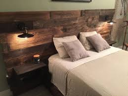 headboard lighting ideas inspiring headboard with lights 1000 ideas about headboard lights