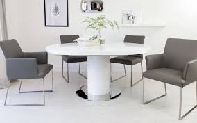 table curious ikea white round extendable dining table alluring