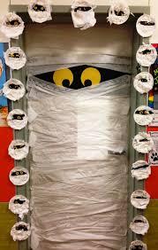 39 mummy classroom door decorations ghost door hanger from skip