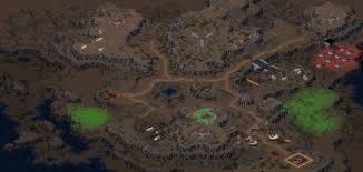 Array Map Gdi 05a Destroy Radar Array
