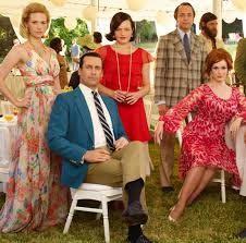 mad men dress the evolution of mad men style