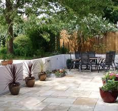 Small Family Garden Ideas A Mediterranean Family Garden Plot Design Loversiq