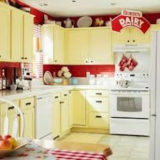 reminds me of my mom u0027s yellow kitchen from brabourne farm http