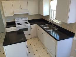 Replacement Doors For Kitchen Cabinets Costs Cabinet Doors Wooden Varnish Kitchen Cabinet Black Granite