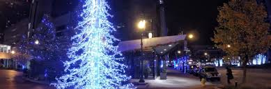 where to see the best holiday lights in downtown grand rapids