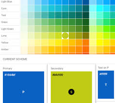 website color schemes 2017 how to use color on your website cornershop creative