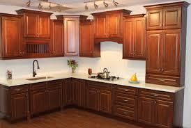 chocalate maple kitchen cabinets