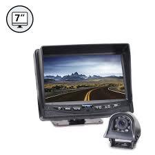 Motorhome Blind Spot Mirror Rvs 775613 Blind Spot Backup Camera System Rear View Safety