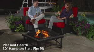 Hampton Bay Fire Pit Replacement Parts by Pleasant Hearth 30