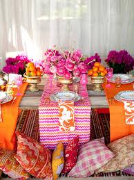 Moroccan Riad Floor Plan 10 Themed Pool Party Ideas For Summer Hgtv U0027s Decorating U0026 Design