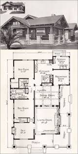 craftsman bungalow floor plans california bungalow house plans bungalow house plan california