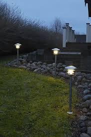 led garden lights northlight clas ohlson
