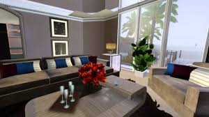 modern beach houses sims 3 house interior