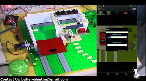the butler project model home automation with arduino