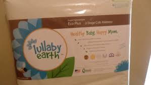 Lullaby Earth Crib Mattress Reviews Mattress Lullaby Crib Mattress Lullaby Earth 2 Stage Crib