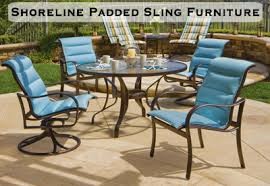Sling Patio Chairs Sling Patio Furniture Watson S Fireplace And Patio