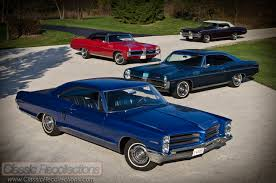 Pontiac Muscle Cars - feature 1960s pontiac 2 2 collection u2013 classic recollections