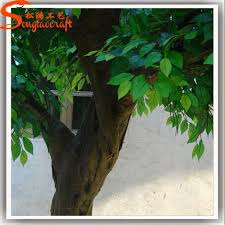 2017 china cheap decorative apple tree large trees artificial