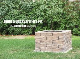 lovely photograph of how to build a backyard fire pit furniture