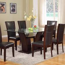 Espresso Dining Room Set Formal Dining Room Furniture Adams Furniture