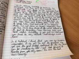 wonderful writing u2013 isobel l redwood year 6