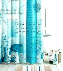 Nautical Bathroom Curtains Nautical Theme Curtains Themed Cafe Curtains Cheap