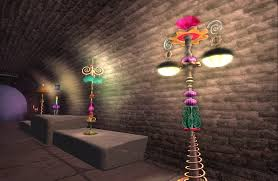 quan u0027s travelogues great art and beautiful lamps at the same time