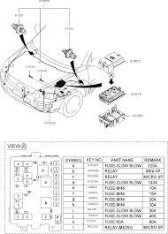912001f150 genuine kia wiring assy fr