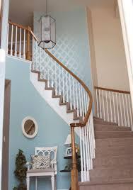 Tableau Avec Papier Peint Rénovation Escalier Et Idées De Décoration 78 Photos Superbes