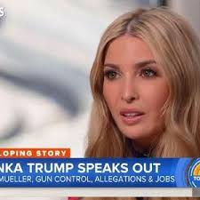 jobseeker in media for hairstyle beauty in south africa awkward question gets under ivanka s skin warwick daily news