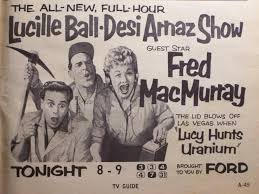 the lucy desi comedy hour images fred macmurray ad hd wallpaper
