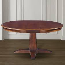 round dining room table with leaf furniture awesome round pedestal table for cozy dining room decor
