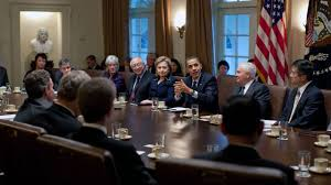 Obama Kitchen Cabinet The Presidents Cabinet Ixnay On Council Of Historical Advisers To