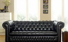 Leather And Fabric Armchair Sofa Sleek White Marble Floor Italian Sofas Shiny Gold Mirror