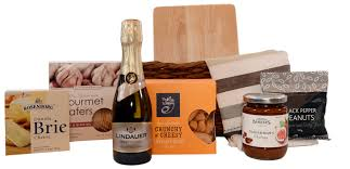 cheese and wine gift baskets cheese wine and crackers tudor gifts
