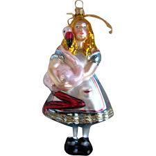 in blown polonaise ornament by kurt s
