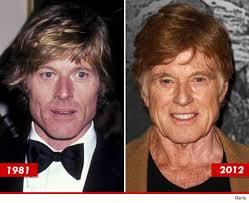 robert redford haircut robert redford good genes or good docs tmz com