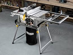 Rockwell 10 Table Saw Rockwell Rk7241s Review Portable Table Saw