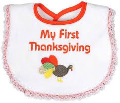 my 1st thanksgiving my thanksgiving girl bib raindrops baby
