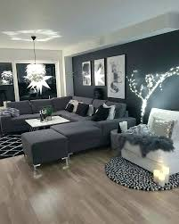 black and gray living room gray living room decor ideas hyperworks co