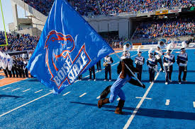 Cowboys Flag Boise State Broncos Vs Wyoming Cowboys Game Preview Mountain