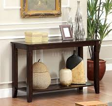 Cherry Wood Sofa Table by Townsend Iii Coffee Table U0026 2 End Tables In Dark Cherry