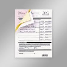 ncr forms templates ncr forms carbonless papers forms in 2 3