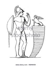 Oedipus Blinds Himself Laius Stock Photos U0026 Laius Stock Images Alamy