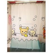 Glitter Shower Curtain Kids Shower Curtains