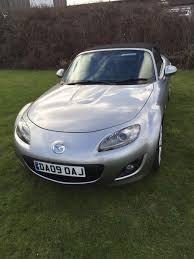 used 2009 mazda mx 5 mk3 i sport tech for sale in south yorkshire
