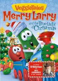 merry larry and the true light of dvd three different