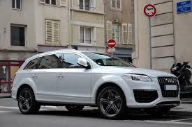 Audi Q7 2012 - audi q7 2012 interior