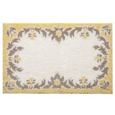Damask Bath Rug Damask Bath Rug Wayfair