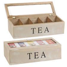boites de rangement cuisine boites et bocaux en bois pour le rangement de la cuisine ebay